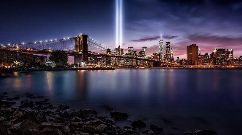 Onvergetelijke 9-11, Javier de la van 1x