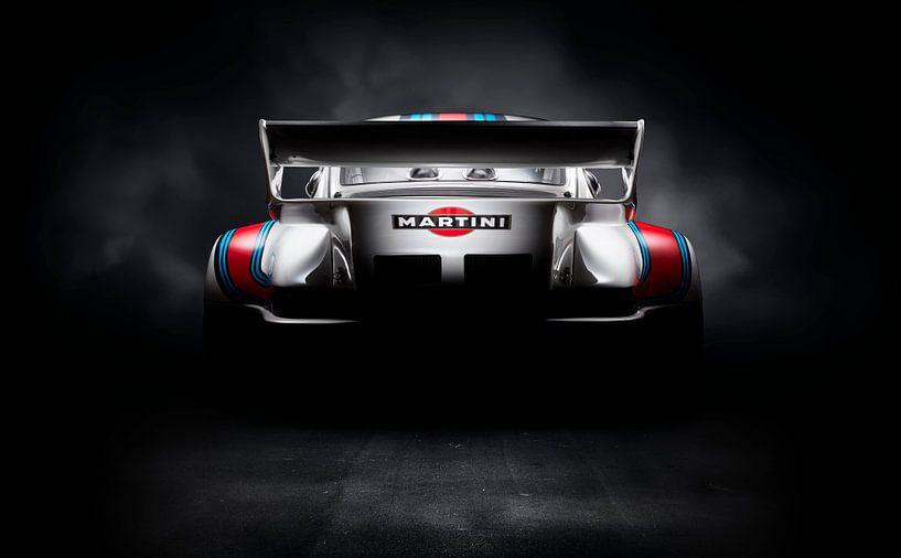 1974 Porsche 911 935 Martini Racing van Thomas Boudewijn