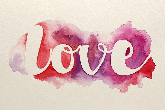 Love van Natalie Bruns