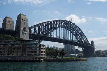Harbour Bridge-Sydney van Tessa Louwerens