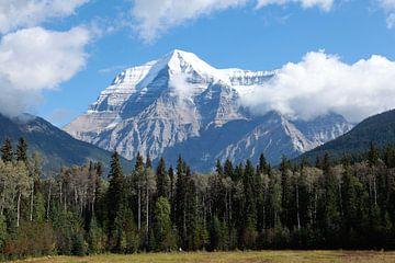 Mount Robson Kanada von Marianne Evers