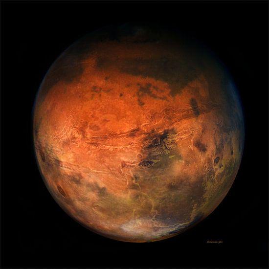 Mars van Jos Verhoeven
