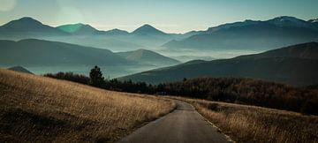 Apennijnen van Frans Scherpenisse