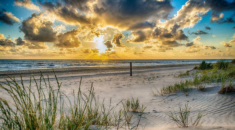 Coucher de soleil bel été à partir de 2019 - 1 sur Alex Hiemstra