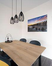 Kundenfoto: Alone, Together von Thom Brouwer, auf leinwand