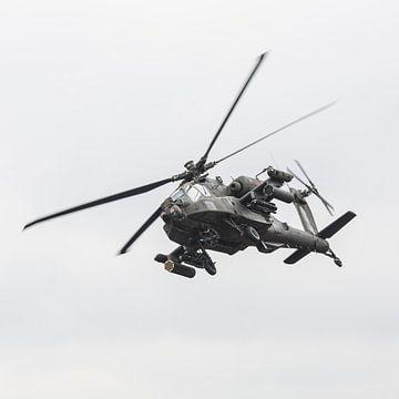 Apache helikopter van André Dorst