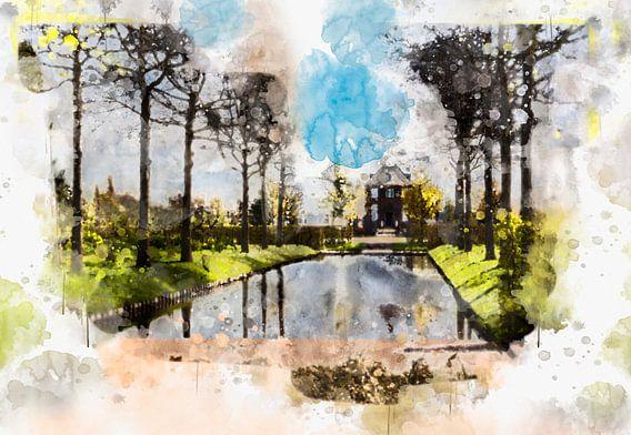Voorburg, Zuid-Holland van Ariadna de Raadt
