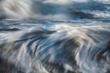 Gewogtes Meer Opalküste von Peter Poppe
