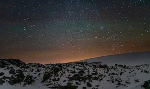 Ein Hauch von arktischem Licht