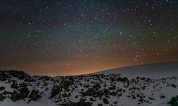 Ein Hauch von arktischem Licht von Twan van Vugt