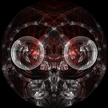 Wiskunde ontmoet kunst 3 van Max Steinwald