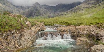 Feen-Polnisch, Skye, Schottland von Arjan Oosterom