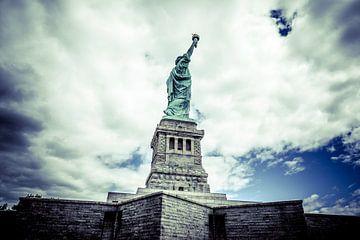 Freiheitsstatue 15 von FotoDennis.com
