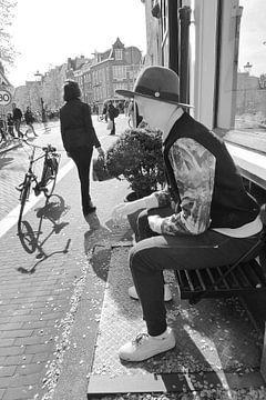 Amsterdam 9 Straßen von Marianna Pobedimova