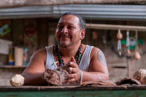 Costa Rica: Bri Bri Indiaan (Bratsi)