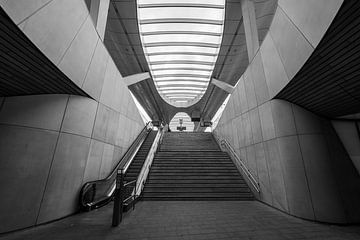 Arnheim Hauptbahnhof III von Reismaatjes XXL