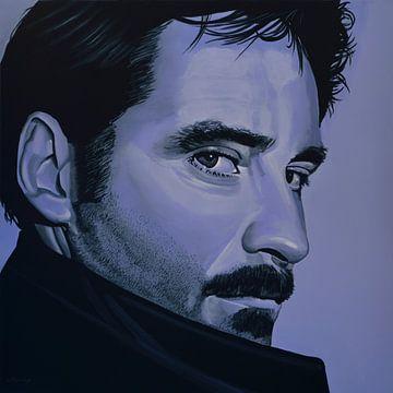Kevin Kline Schilderij von Paul Meijering