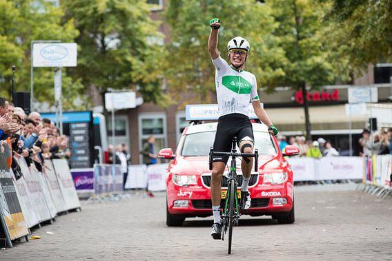 Bax wint Eurode omloop
