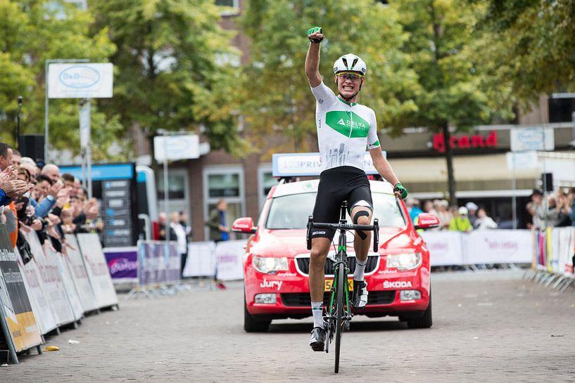 Bax wint Eurode omloop van Leon van Bon