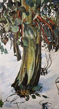 Winterlandschaft 002 von KB Prints