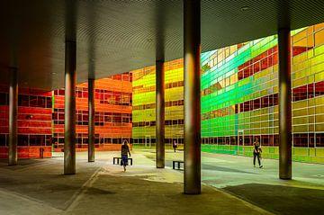Farbe Spektakel von Marlies Reimering