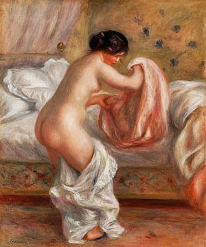 Renoir, aufstehen (1909) von Atelier Liesjes
