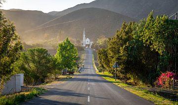 Eine Kirche irgendwo in Südafrika. von Claudio Duarte