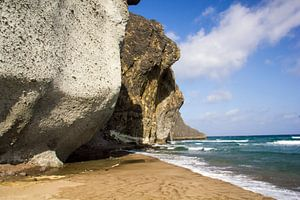De Rotskust van Cabo de Gata van