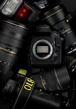 Kamera-Dekoration von Maikel van Willegen