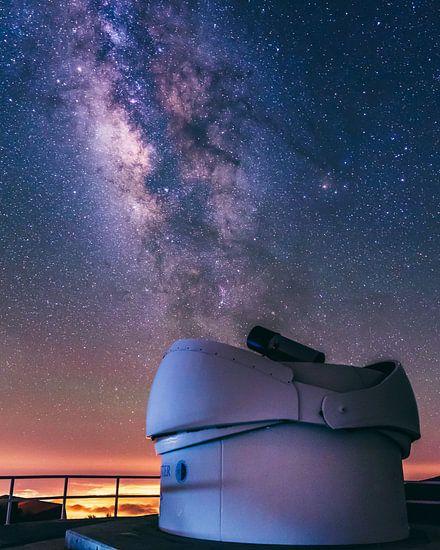 Observe the universe