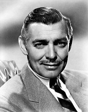 Clark Gable von Brian Morgan