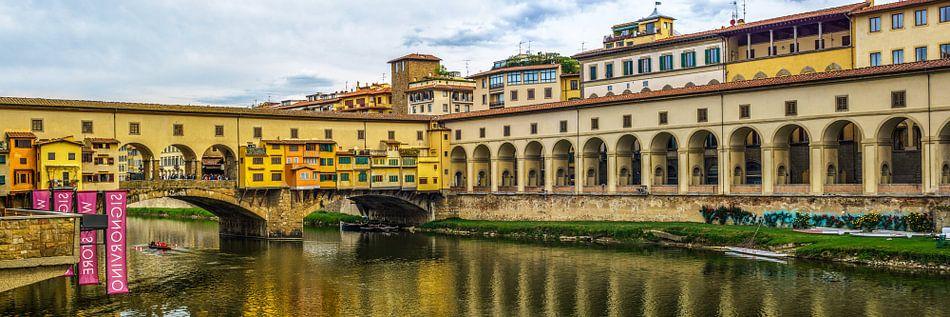 Ponte Vecchio - Florence  van Teun Ruijters