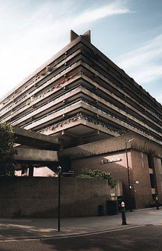 Barbican Estate gevel van vedar cvetanovic