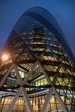 City of London van