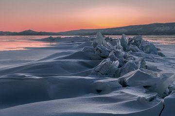 Wonderlijk Baikalmeer van Peter Poppe