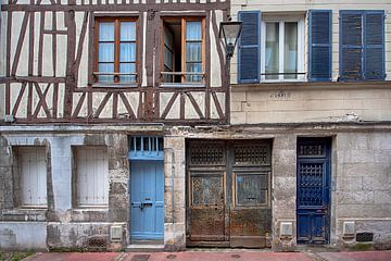 Ancient doors sur Peter Bartelings Photography