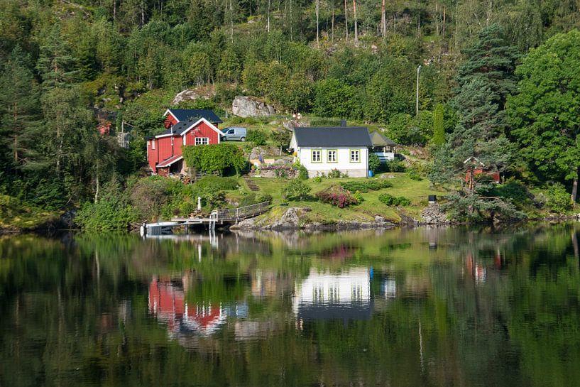 Silent Norway van Dirk Sander