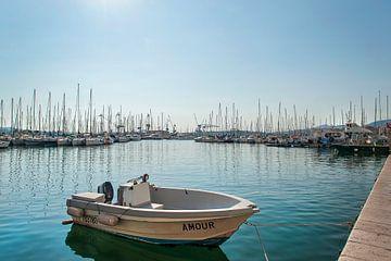 Boot Amour von Anouschka Hendriks