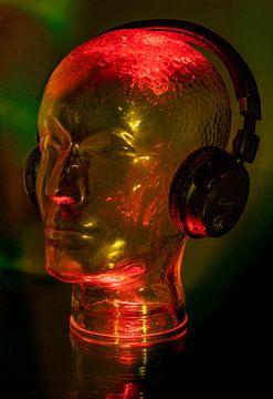 Kopfhörer #1 von John Driessen