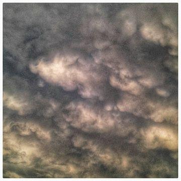 Wolken Nederlandse Lucht van Kuba Bartyński