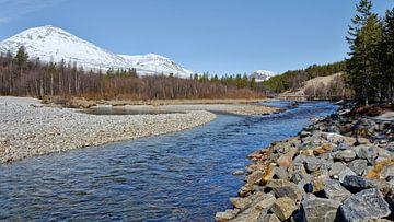 Norwegen, Frühling van Michael Schreier