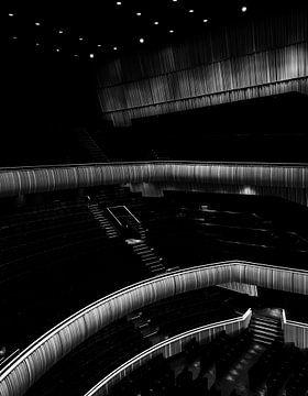 dunkler Konzertsaal von Stefan Bauwens Photography