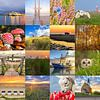 Texel Collage! van Justin Sinner Pictures ( Fotograaf op Texel) thumbnail