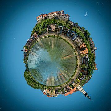 Little Planet Burghausen II von altmodern