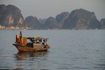 Halong Bay Vietnam von laurens van Putten