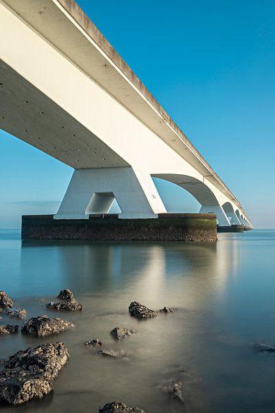 lange sluitertijden aan de zeelandbrug (2) van Midi010 Fotografie