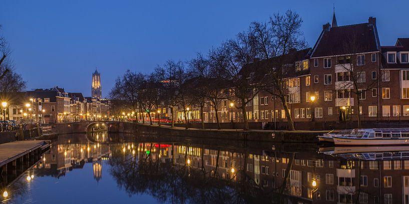 Utrecht Domtoren 3 van John Ouwens