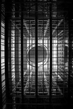 Industrielles Netz von Mark de Rooij