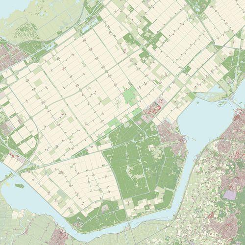 Kaart vanZeewolde