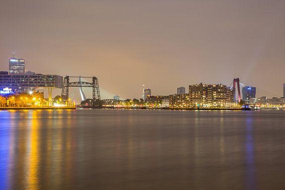 Noorder Eiland Rotterdam van Guido Akster
